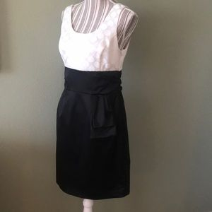 limited edition Dresses - Cocktail Dress, Black & White, STUNNING